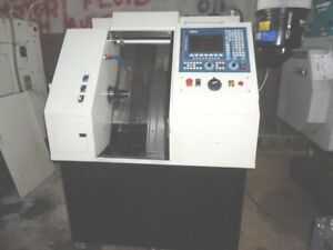 Cms Gt 27 Type Cnc Gang Tool Lathe Model Gts 55c New 2007 will Ship This Item