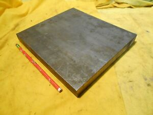 1018 Cr Steel Flat Bar Stock Machine Shop Rectangle Plate