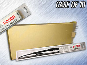 Bosch 20 Direct Connect Wiper Blades Case Of 10
