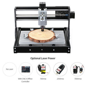 Cnc3018 Diy Router Kit Engraving Machine Grbl Control 3 Axis For Pcb Pvc Z5g5