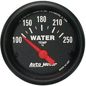Autometer 2635 Water Temperature Gauge Electric Air Core Universal