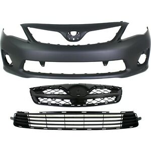New Kit Auto Body Repair Front For Corolla To1000373 To1036125c To1200340c