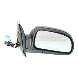 New Mirror Heated Olds Chevy Right Hand Side Passenger Rh Gm1321322 15789783