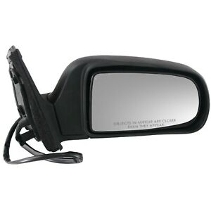 Power Mirror For 1998 2003 Toyota Sienna Passenger Side Manual Folding Heated