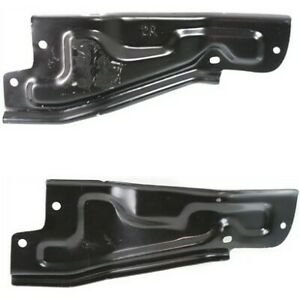 Bumper Retainer Set For 1998 2000 Toyota Tacoma Rwd Front 2 Pcs