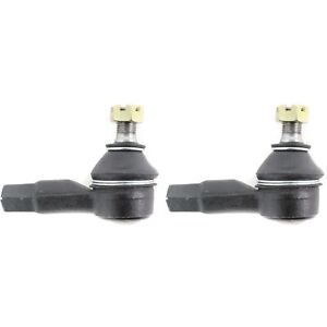 Tie Rod End For 89 97 Geo Metro 2 Outer Tie Rod Ends Front Outer Set Of 2