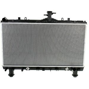 Radiator For 2012 15 Chevrolet Camaro 6 2l 1 Row