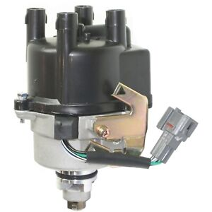 Distributor For 1995 1997 Toyota Corolla 4cyl Engine Includes Cap And Rotor