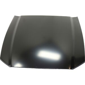Hood For 2013 2014 Ford Mustang Primed Aluminum Capa
