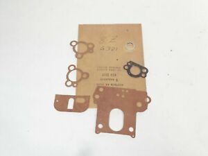 Carburetor Gasket Kit Zenith Brand Fits Ford Consul Vauxhall Victor