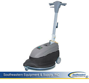 New Nobles Br 2000 dc Dust Control Floor Burnisher 2000 Rpm 20