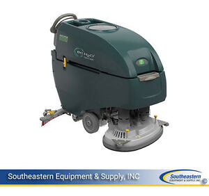 New Nobles Ss500 28 Disk Floor Scrubber
