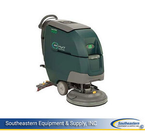 New Nobles Ss300 Walk Behind Floor Scrubber 20 Disk
