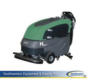 New Minuteman H26 Hospital Series Disc Brush Auto Scrubber agm Batteries