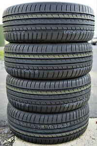 4 New Cosmo Mm P225 45zr17 225 45r17 94w Xl All Season Performance Tires