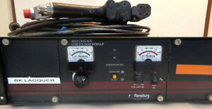 Itw Ransburg 9040 Cascade Low Voltage Module 76580 71001 Control Unit Gun