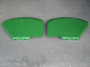 Left Right Fenders For John Deere Jd 2030 2040 2130 2140 2150 2155 2240 2250