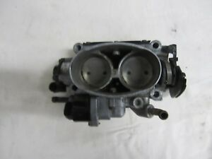 Corvette Throttle Body Fuel Injection With Sensors 1995 Corvette