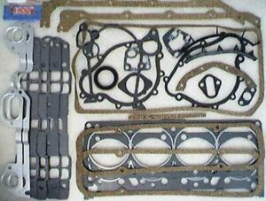 Engine Gasket Set Pontiac V8 350 400 428 455 1968 1969 1970 1977 1978 1979