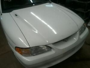 Hood Excluding Cobra Fits 94 98 Mustang 182795