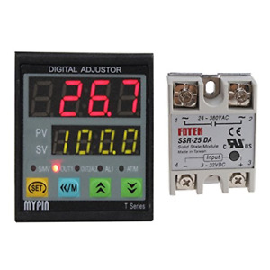 Mypin Universal Digital Td4 snr Pid Temperature Controller With Relay Din 1