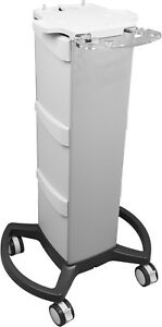 Richmar Therapy Cart For Theratouch Ex4 Or Cx4 Electrotherapy Ultrasound Units