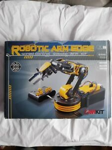 Robotic Arm Edge Wired Control Robotic Arm Kit Wi Kit