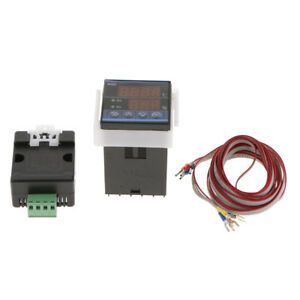 Ac 250v Output 2 In 1 Digital Display Temperature And Humidity Controller