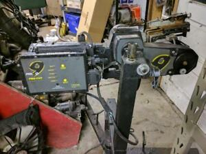 Pro Cut On Car Brake Lathe Procut Two Units One Working And One For Parts