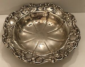 Vintage Silverplate Towle Candy Dish