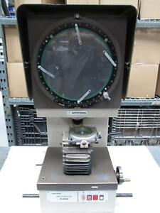 Mitutoyo Pj 300h Profile Projector Optical Comparator
