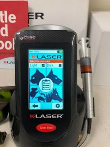 K laser Cube 4 Class Iv Veterinary Therapy Laser 2017