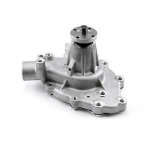 Speedmaster Water Pump Pce195 1017 Satin Aluminum For Ford 289 302 351w Sbf