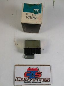 1977 1980 Corvette Anti Theft Alarm Relay Gm356284