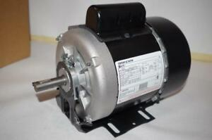 Ao Smith Century 1 2hp Ac Motor B658 115vac 230vac 3450rpm 1phase Tefc