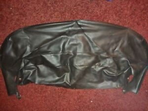 1990 1997 Mazda Miata Tonneau Convertible Top Cover Black Original From 1992 Car