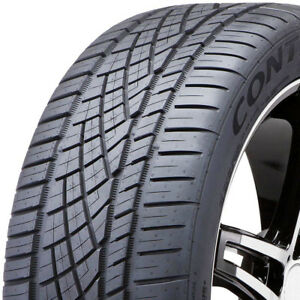 2 New Continental Extremecontact Dws 06 P225 45zr17 93w High Performance