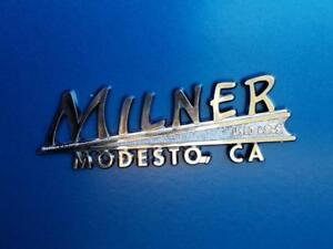 Hot Rod Milner Used Cars Modesto Ca Emblem Perfect For Gasser Rat Rod Hot Rod