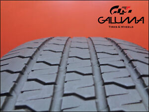 1 One Tire Goodyear Eagle Gt Ii 275 45 20 Performance All Season Nopatch 48802