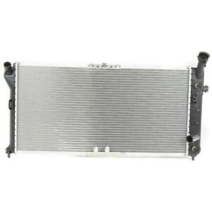 Radiator For 96 99 Chevrolet Lumina Monte Carlo 1 Row W Hd Cooling