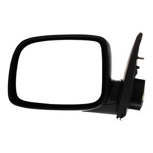 Power Mirror For 2004 2012 Chevrolet Colorado Gmc Canyon Paintable Driver Side