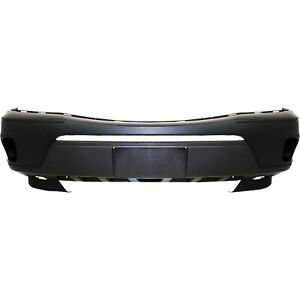 Bumper Cover For 2002 2007 Buick Rendezvous With Fog Lamp Holes Front 12335515