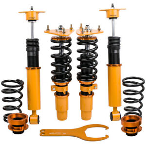 Coilovers Fit Mazda 3 2004 2005 2006 2007 2008 2009 Adj Height Suspension