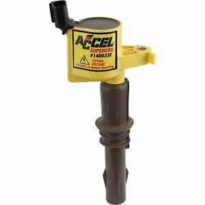 Accel 140033e Ignition Coil Coil Pack Design Direct Fit