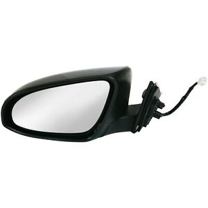 Power Mirror For 2012 2014 Toyota Camry Se Xle Models Driver Side Heated