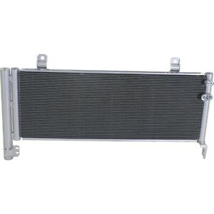 Ac Condenser For 2007 2011 Toyota Camry With Receiver Drier Aluminum Core