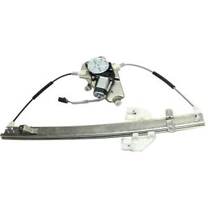 Power Window Regulator For 2006 2007 Jeep Liberty Front Left With Motor