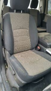 Passenger Front Seat With Air Bag Bucket Cloth Fits 12 Dodge 1500 Pickup 176226