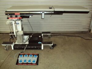 Morgan Medesign Exlt Exlt u mp Surgical Surgery Or C arm Table Pain Management
