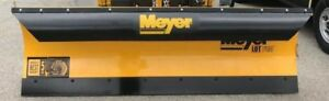 Meyer Snow Plow Deflector Kit Fits 8ftl Steel Moldboards 12040
